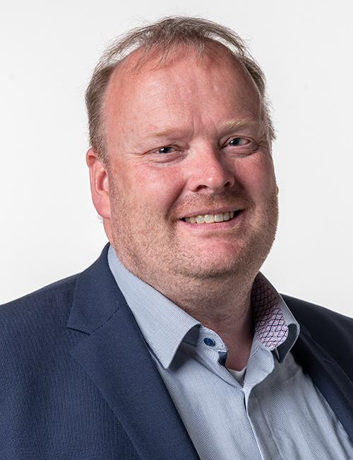 Ons team - Dennis van Kesteren