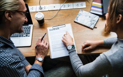 Grip op contracten: 5 tips voor ondernemers